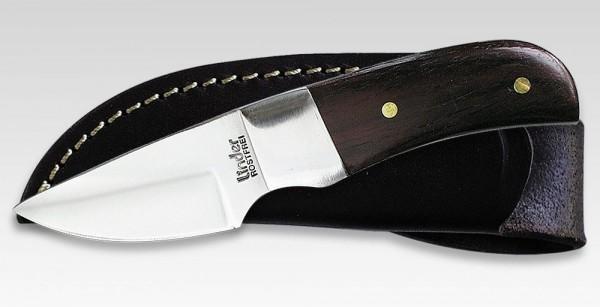 kleines Jagdmesser mit Palisanderholzschalen