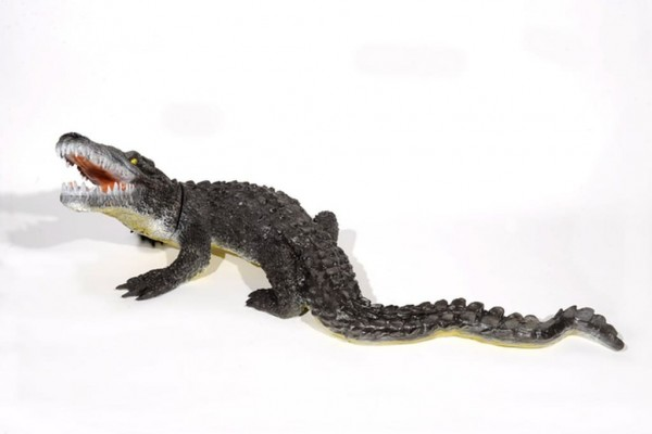 3D-Ziel Franzbogen Alligator