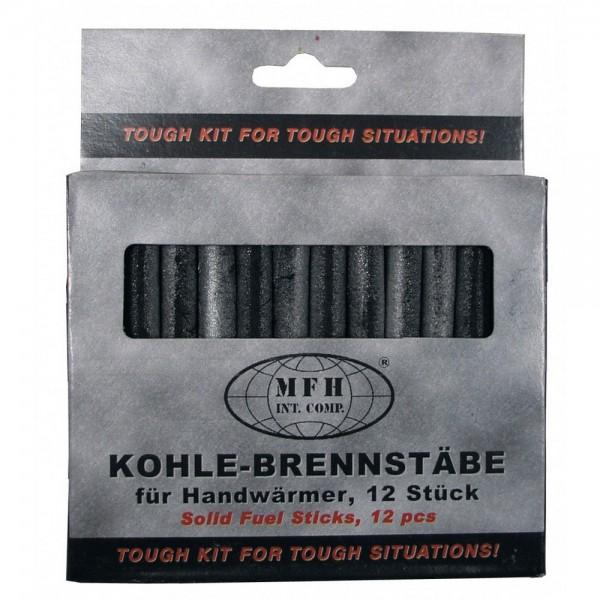 Kohlebrennstab für Taschenofen /Handwärmer