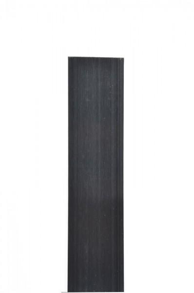 Powerglas Pure Black Streifen