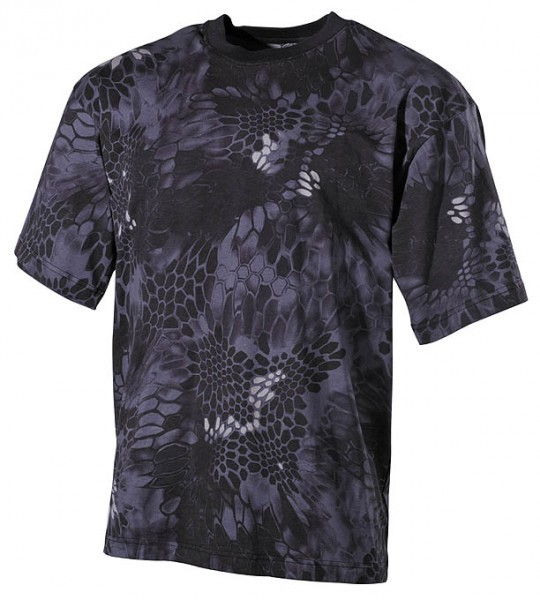US T-Shirt Snake black