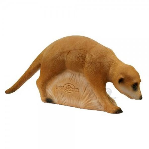3D Tier laufendes Ermännchen