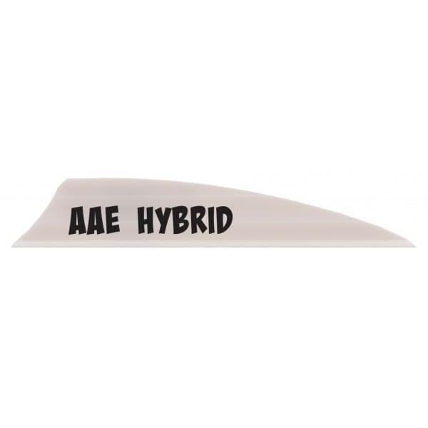 "AAE Arizona Hybrid Vane 1.85"" weiss"