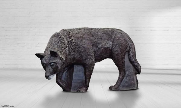 3D Tier Wildcrete Wolf