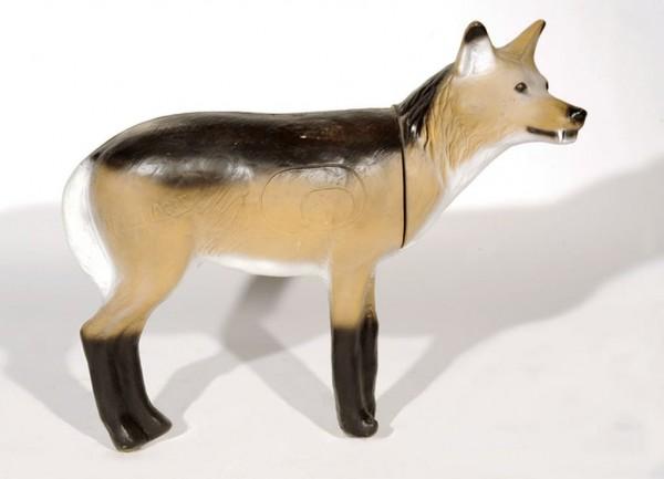3D-Ziel Franzbogen Kojote