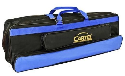 CARTEL Pro-Gold 701 T//D  Bogenschießen Recurve Bogentasche Bogensport Zubehör