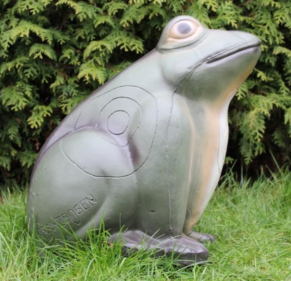 3D-Ziel Franzbogen Frosch