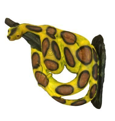 3D Ziel Schlange