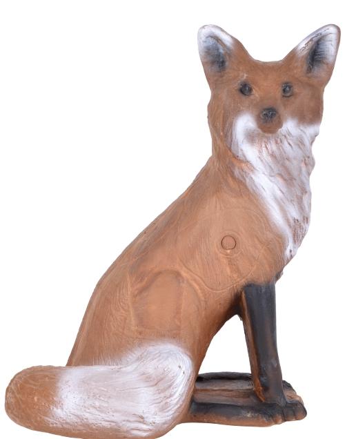 3D Tier LongLife Rotfuchs