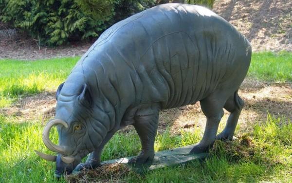 3D Tier NaturFoam Hirscheber (Babirusa)