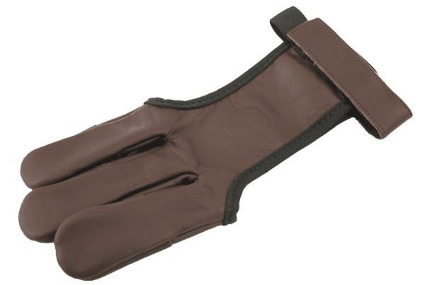 X Schießhandschuh BR Rinderleder