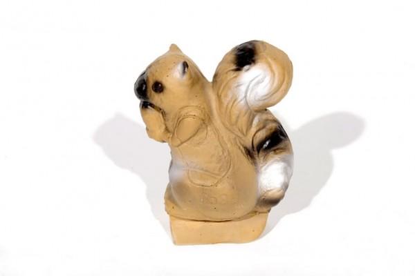 3D-Ziel Franzbogen Eichhörnchen