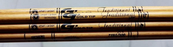 GoldTip Traditional XT Spine 340
