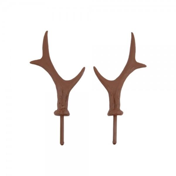 LongLife Ersatz Gehörn für 3D Tier Rehbock
