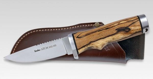 Linder ATS 34 Jagdmesser 105109