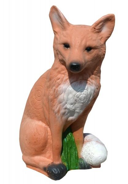 IBB 3D Tier Fuchs sitzend
