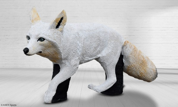3D-Tier-Asen-Sports-Wildcrete-Polarfuchs-anschleichend