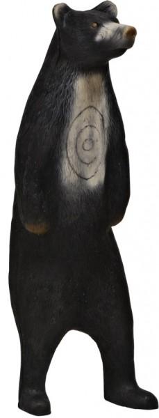 Leitold stehender Schwarzbär