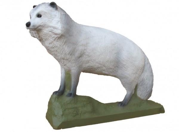 SRT Marderhund weiß