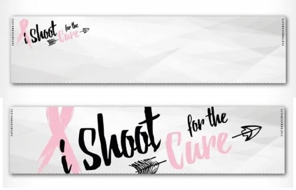 Socx Wrap I shoot for the cure