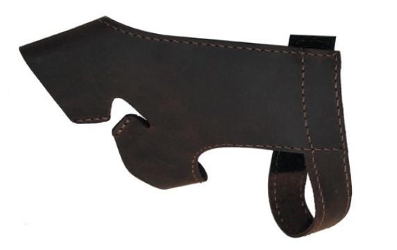 Bogenhandschuh Shelf, Toskas