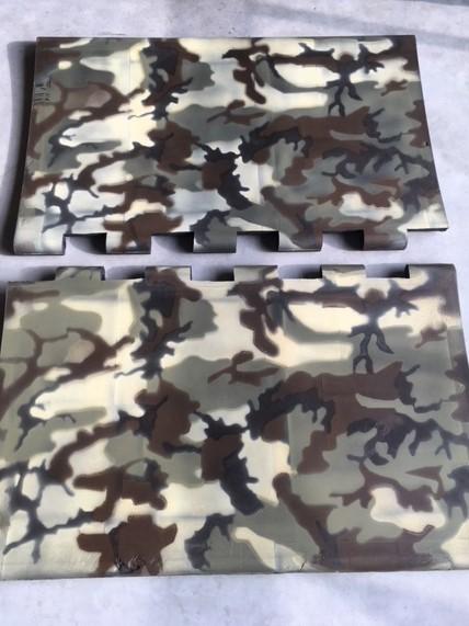 Pfeilfang Camouflage