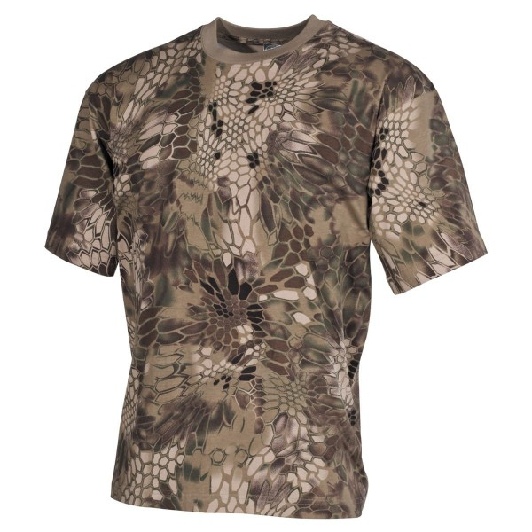US T-Shirt Snake FG